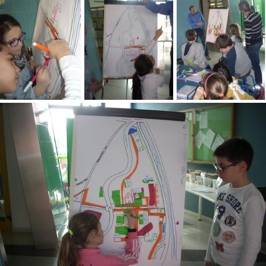 i bambini progettano Sant'Orso 2