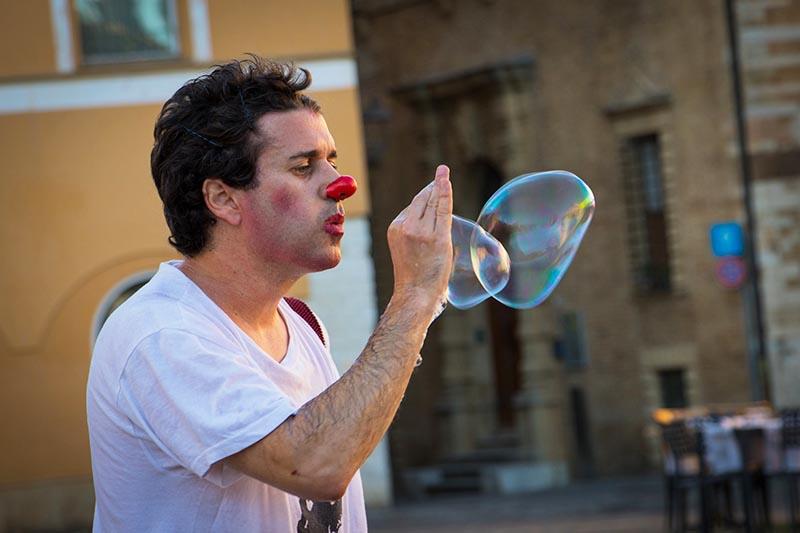 Katastrofa clown al festival artisti di strada 6