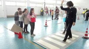 Educazione stradale, scuola Sant'Orso