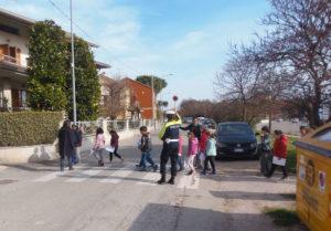 Sopralluoghi dei bambini nel quartiere