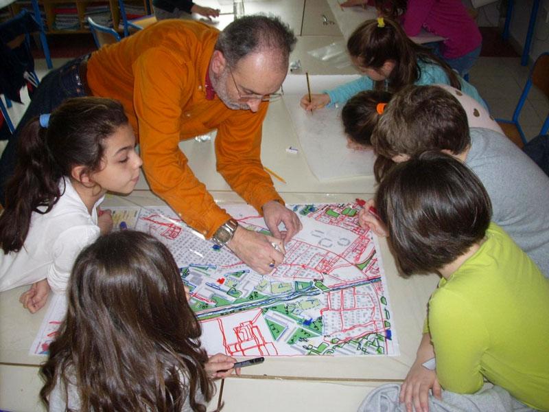 Progettazione partecipata con i bambini, Sant'Orso