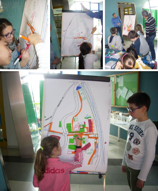 I bambini progettano Sant'Orso